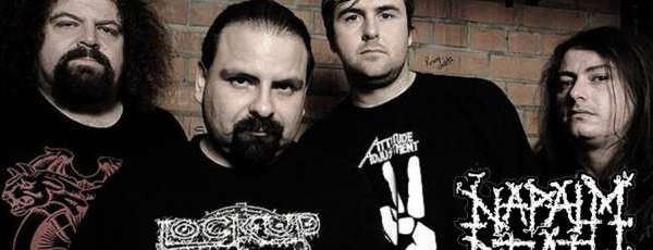 NAPALM DEATH headliner to Gothoom
